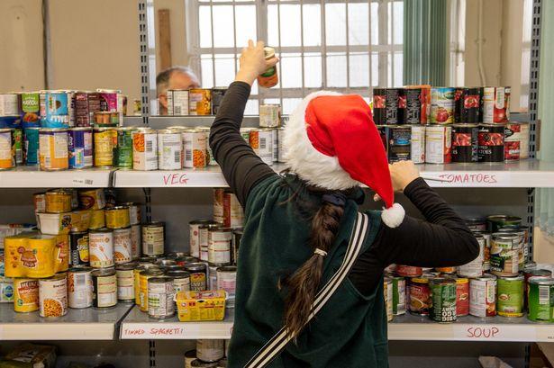 Christmas Foodbank